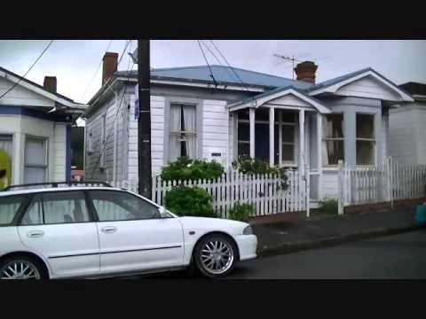 Wellington - New Zealand, Part 1
