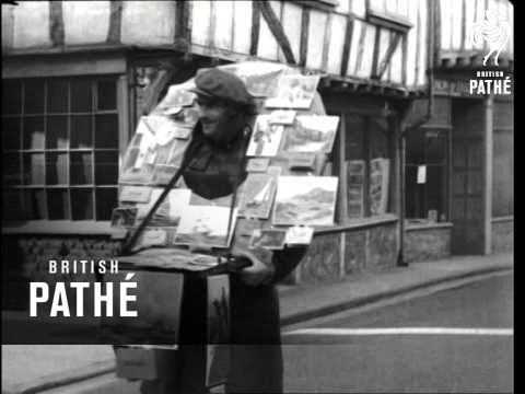 Calendar Salesman Aka Selling Calendars (1937)