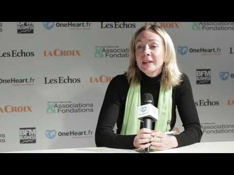 Stéphanie GOUJON, Directrice générale de l'Agence du Don en Nature