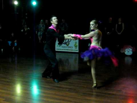 Majesty in Motion Dance Co.,  Dancing Salsa