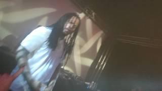 Waka Flocka Flame Dj Whoo Kid - Turn Up Godz Live Reithalle Dresden Germany 4.2.2017