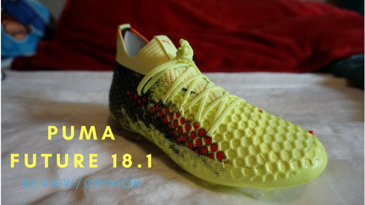 6e39c2bd3578fe REVIEW   OPINION ON THE PUMA FUTURE 18.1 FITNET