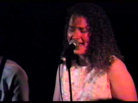 "Joan Osborne @ Tramps NYC 5/14/91 ""Bands Together"" Benefit"