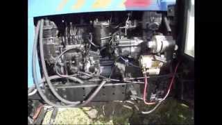 видео Двигатель Д-245: регулировка клапанов. Д-245: описание