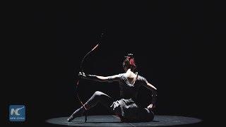 China's ballet presents Mulan debut in NYC