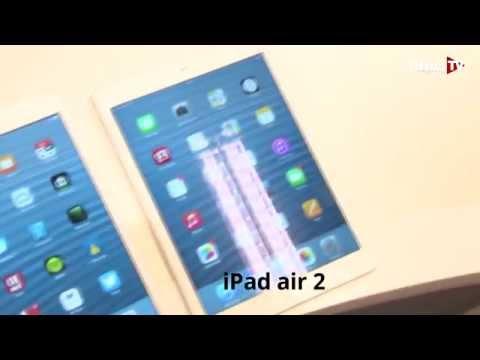 Test iPad Air 2, la nouvelle tablette d'Apple