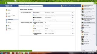 how to disable facebook notification to gmail easily