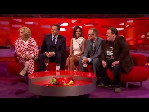 The Graham Norton Show Comic Relief Special SS16E22 (Cheryl,Jennifer Saunders,David Walliams)