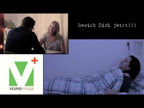 Recruiting-Video für die Firma Vesper Pflege