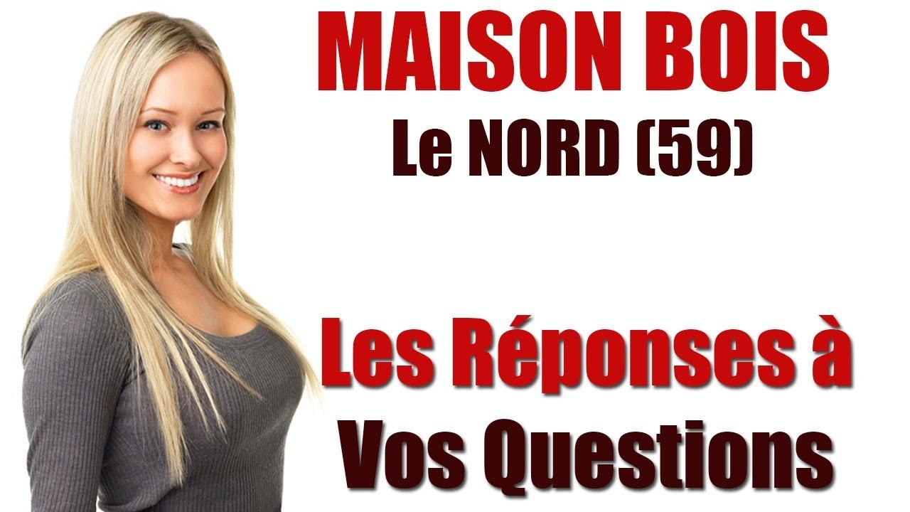 Constructeur maison bois 59 lille roubaix tourcoing ce for Constructeur maison lille