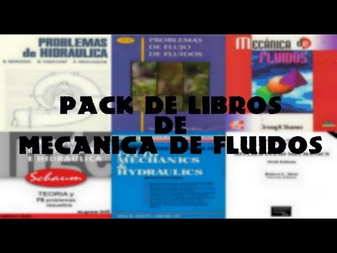 Libros de Mecanica de Fluidos (MEGAPACK) - YouTube