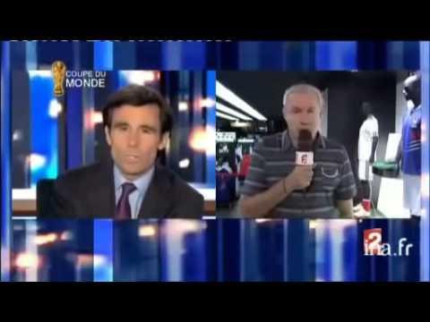 - Parcours De L'Équipe De France De Football A La Coupe Du Monde 2010 En Afrique Du Sud...