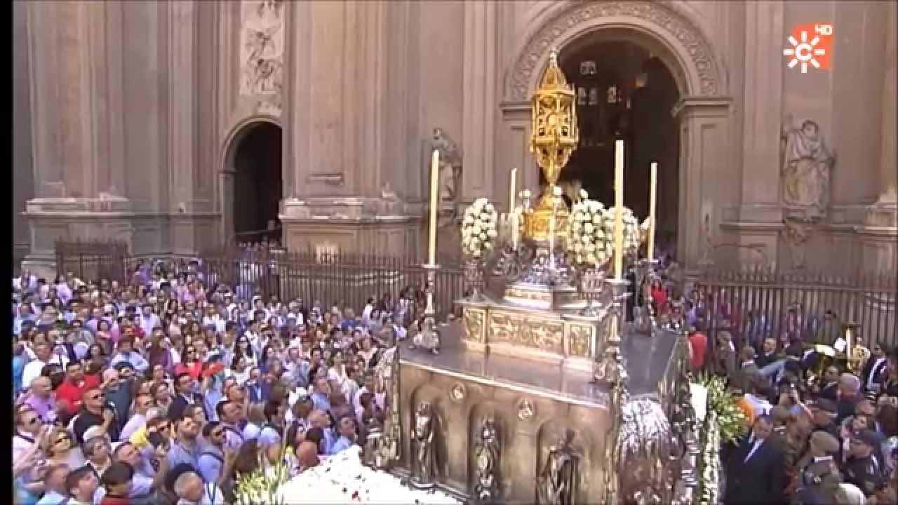 """Résultat de recherche d'images pour """"Procesión del Corpus de Granada"""""""