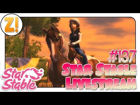 Star Stable [SSO]: Abendlicher Ausritt [24.09.2017] #136 | Let's Play [DEUTSCH]