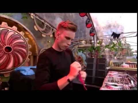 Tom Swoon & Stadiumx & Rico & Miella-Ghost (Nicky Romero Tomorrowland 2014)