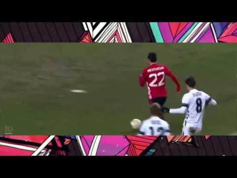лучшие моменты  Мхитаряна За Манчестер Юнайтед  2016