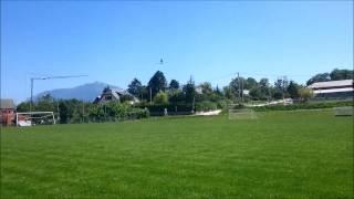 450DFC plus Sur les hauteurs de Chambéry