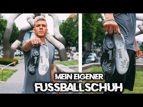 GKZ bekommt einen EIGENEN FUßBALLSCHUH von Adidas
