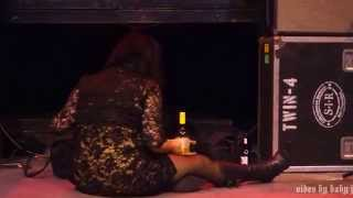 Lydia Lunch Retrovirus-BLACK JUJU (Alice Cooper)-Live @ DNA Lounge, San Francisco, CA, July 29, 2015