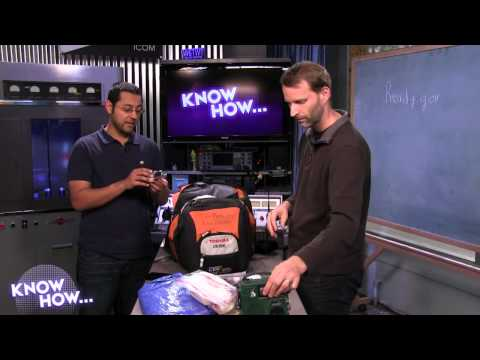Know How... 19: Emergency Gadgets