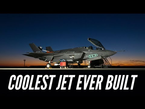 F 35 - Coolest Jet Ever Built