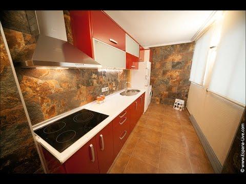 Сколько стоит двухкомнатная квартира в испании на берегу моря