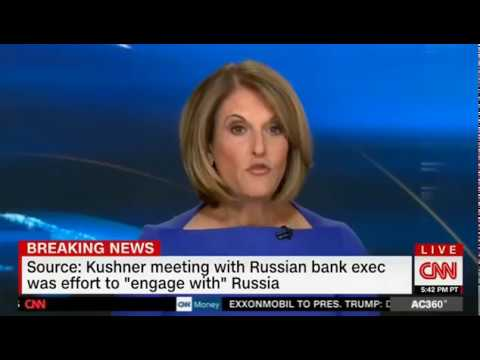 "KUSHNER MEETING WITH RUSSIAN BANK EXECUTIVE WAS EFFORT TO "" ENGAGE WITH"" RUSSIA"