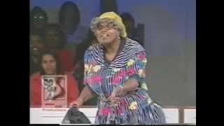 SISTER CANTALOUPE @BISHOP EDDIE LONG CHURCH - EP. 5