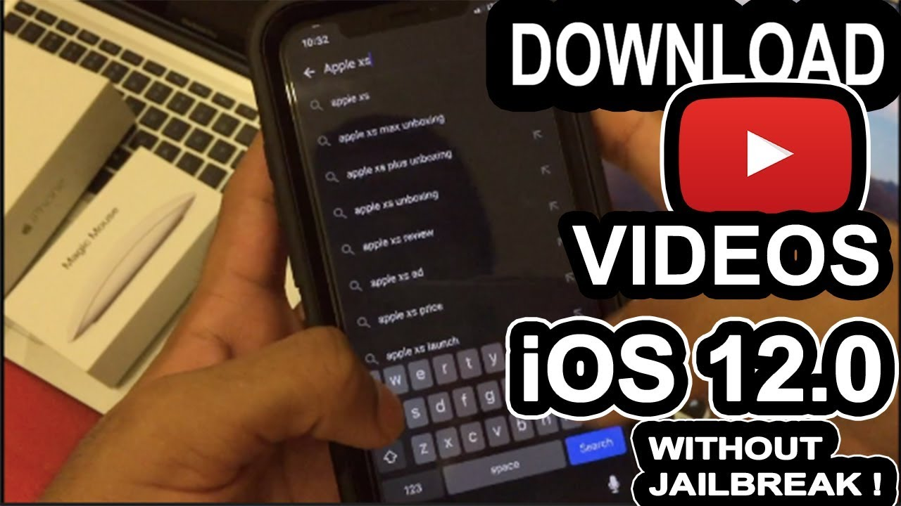 How to Download & Save YouTube Videos to iPhone/iPad