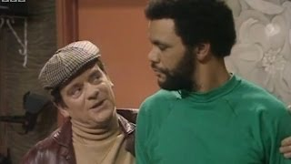 Del Boy Offers to Paint Denzil