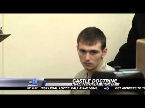 Castle Doctrine: Home Intruder Shot While Breaking and Entering SE Ohio Home