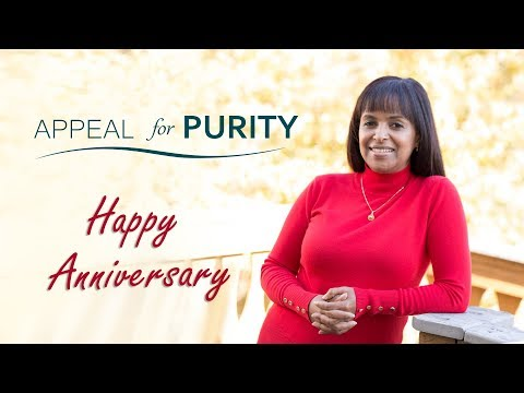 Happy Anniversary - Appeal for Purity!