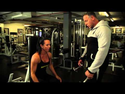 Nathan Page Coaching with Aesthetica Apparell
