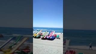 Marbella playa del camping 27 06 20
