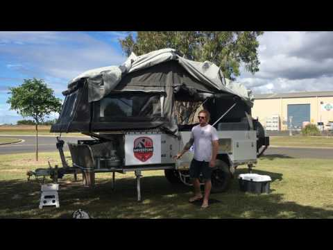 Bundaberg Adventure Camper Hire Modcon Camper Setup Tutorial (Mention video for $250 off purchase)