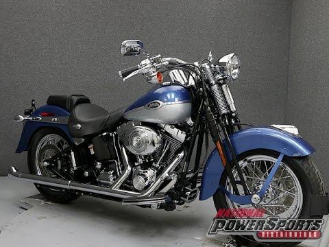 Harley Davidson Flstsci Softail Springer Classic