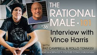 The Rational Male • 101 – Ep. #36: Interview with Vince Harris