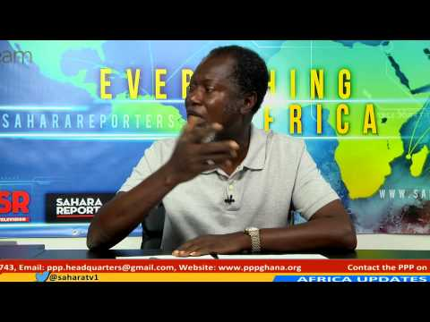 Nii Allotey Talks About Prospects For A Third Political Force In Ghana