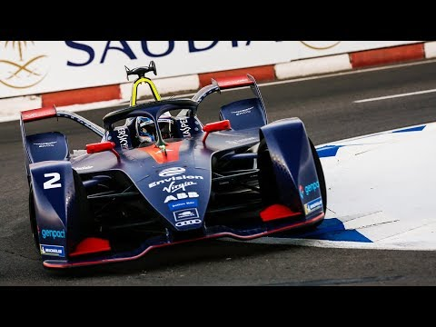 Sam Bird Takes Pole In A Damaged Car! 2019 Marrakesh E-Prix Qualifying