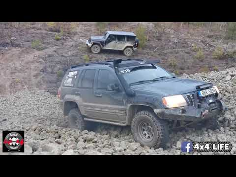 4X4 LIFE ESTONIA и Offhead . 4x4 Покатушка в Кохтла - Ярве.