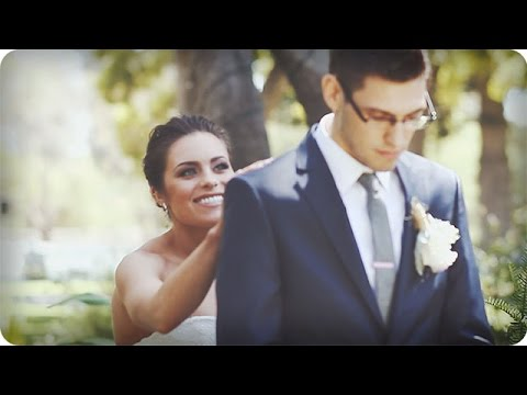 Our wedding day first look youtube our wedding day first look junglespirit Image collections