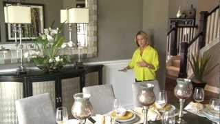 Design Your Dining Room With Mary Dewalt - New Home Source