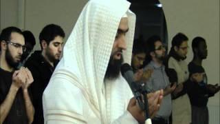 FOSIS Winter Conference 2011 - Tahajjud led by Qari Uthman Al-Qasim Part 2