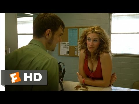 Erin Brockovich (1/10) Movie CLIP - On the Prowl for Papers (2000) HD
