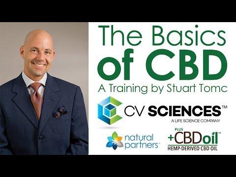 The Basics of CBD Oil | CV Sciences