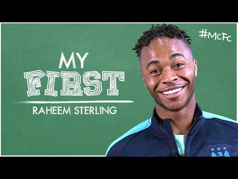 """I USED TO CRY A LOT"" Raheem Sterling 