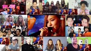 《Debut Stage》 BLACKPINK (블랙핑크) - WHISTLE (휘파람) @인기가요 Inkigayo 20160814 Reaction Mashup