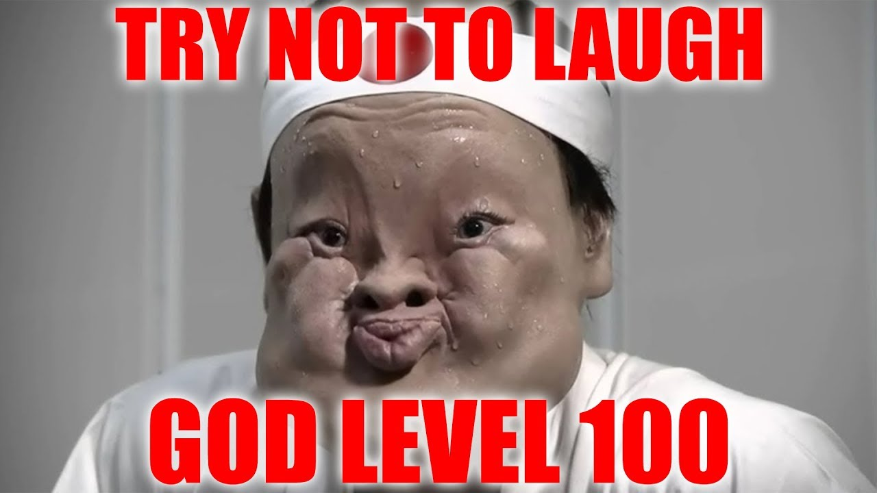 Try Not To Laugh Impossible God Level 100 Impossible 2019 Youtube