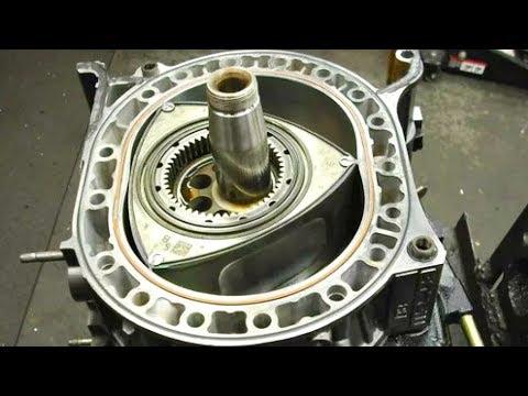 😲 Мотоциклы с Роторным Двигателем (Ванкеля) 💫!