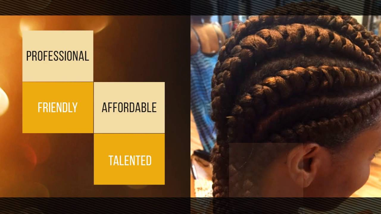 Classic Hair Braiding Houston Westchase Youtube